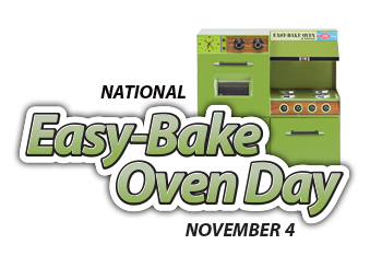 National Easy-Bake Oven Day